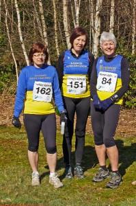 Wendy Couper, Anna Duignan & Gill Gallus