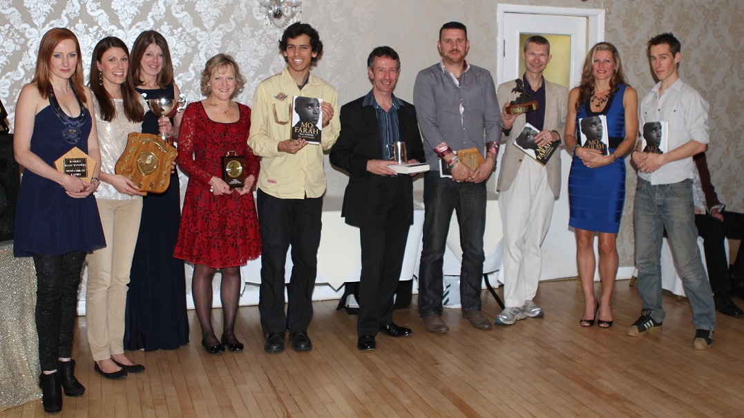 RRR Award Winners 2013