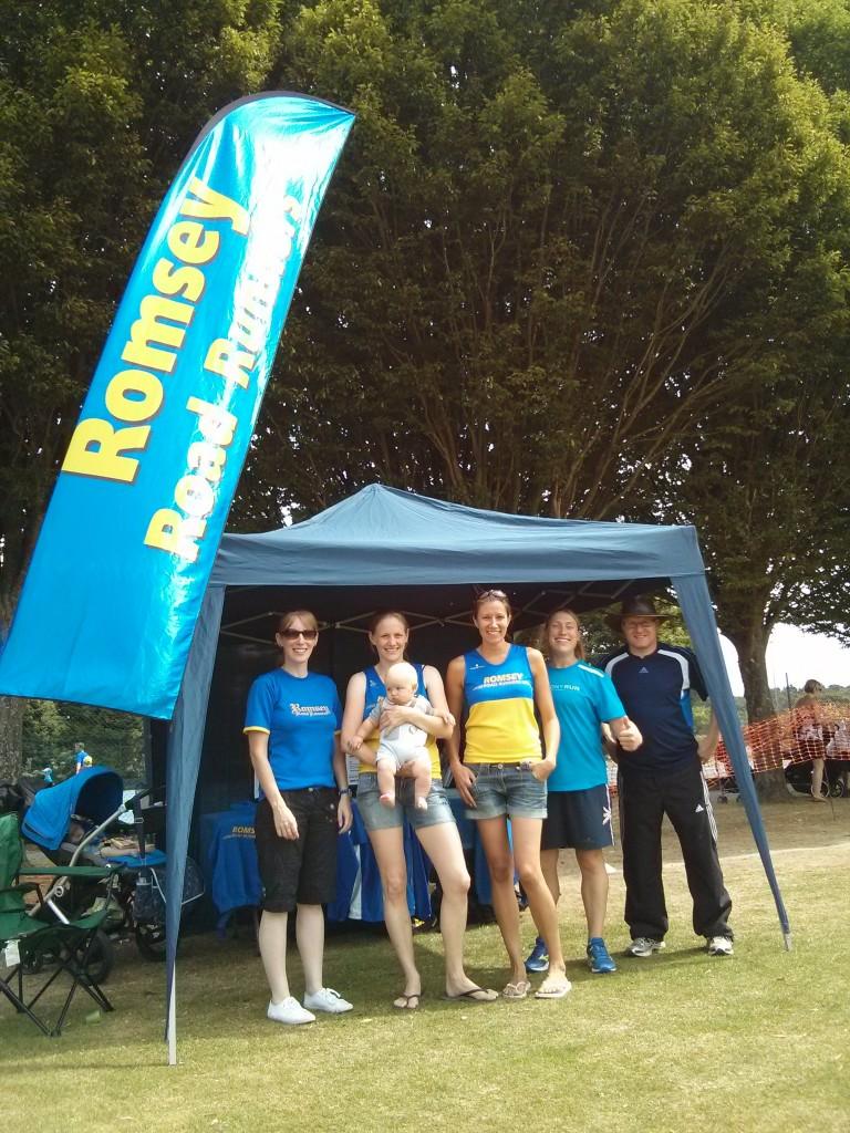 Romsey Sports Fair 2014