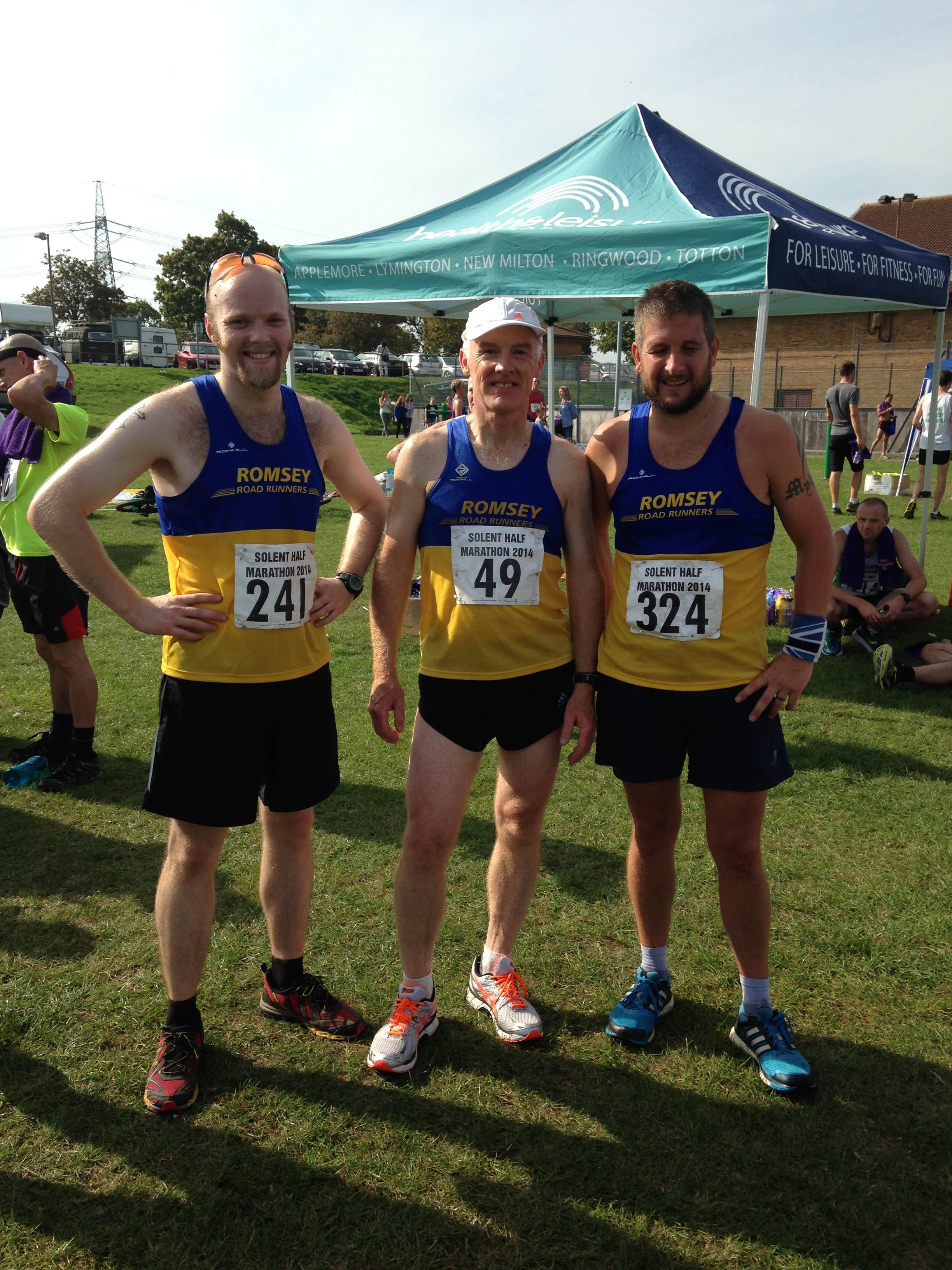 Solent Half Marathon 2014