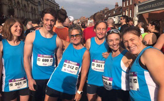 Winchester Half Marathon - 2017